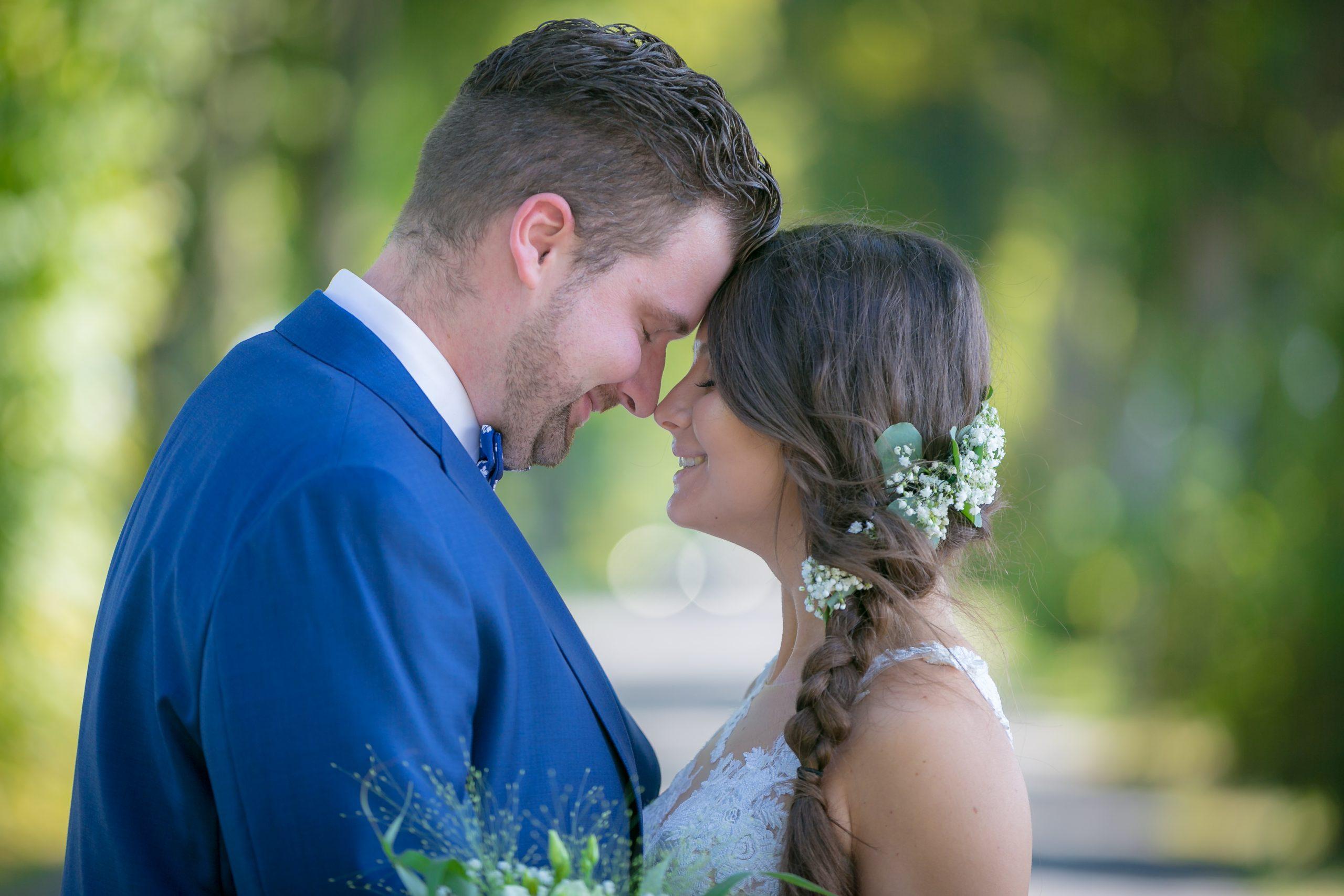 Brautpaar Baumallee